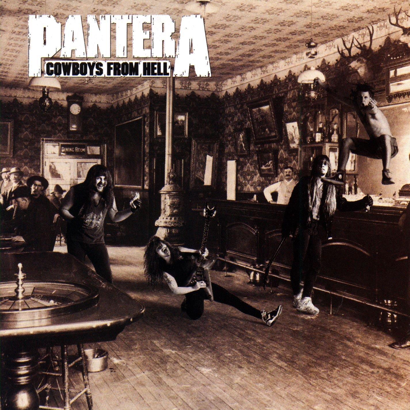 Cowboys From Hell (2LP 180 Gram Vinyl) by VINYL