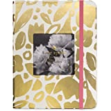 Kate Spade New York 2018-2019 Medium 13 Month Planner, Hardcover Agenda (Gold Floral)