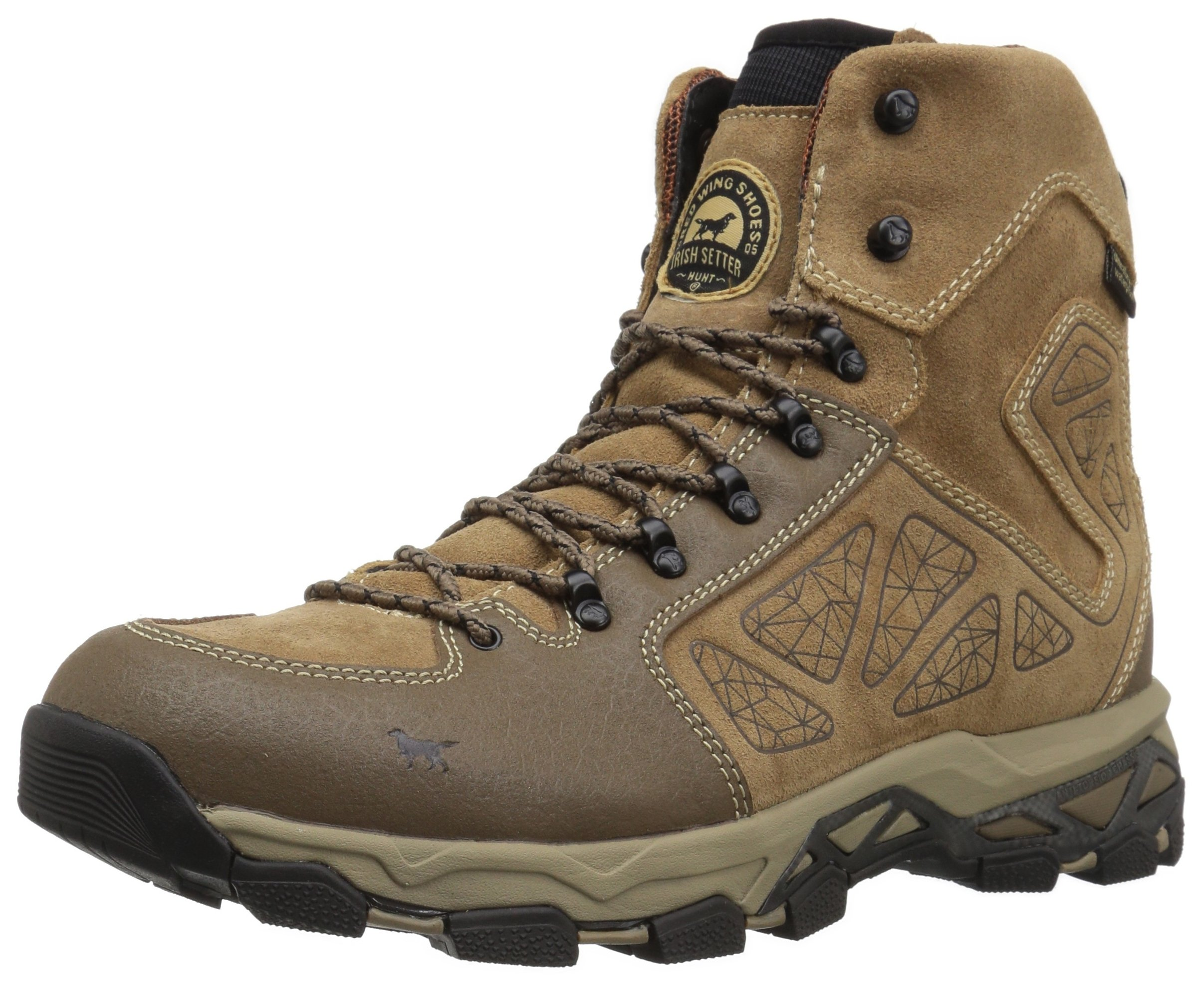 Irish Setter Men's Ravine-2884 Hunting Shoes, Tan, 11 2E US
