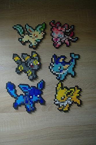 Pixel Art Pokemon Evolution Evoli