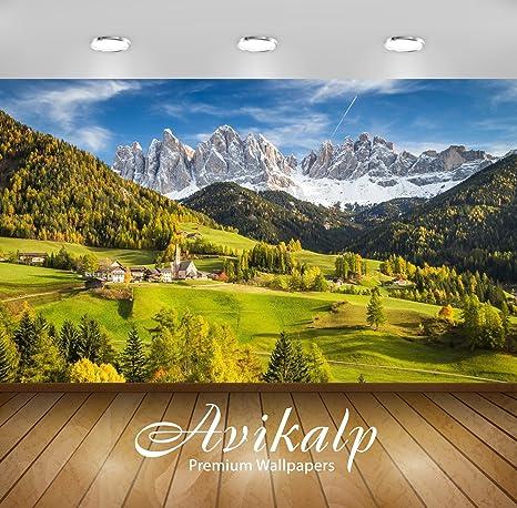 Buy Avikalp Awi3192 Villnoss Funes Italy Dolomites National