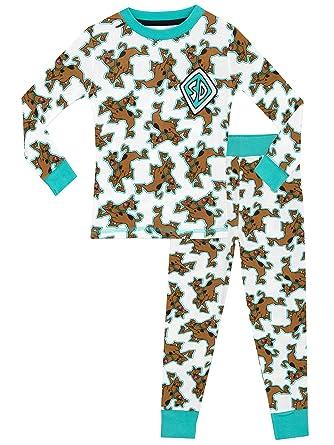 Scooby Doo Boys Scooby Doo Pajamas Size 8