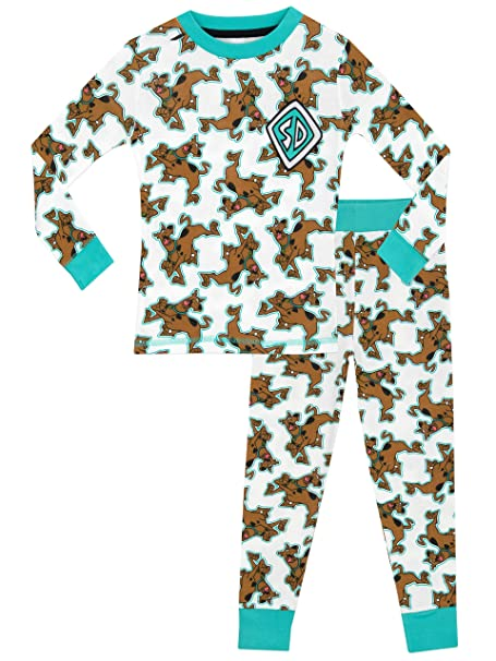 1c577fcc8f Scooby Doo Boys  Scooby Doo Pajamas Size 12  Amazon.ca  Clothing ...