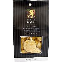 Byron Bay Cookies Gluten Free White Choc Chunk and Macadamia Nut Cookies in Bag 150 g