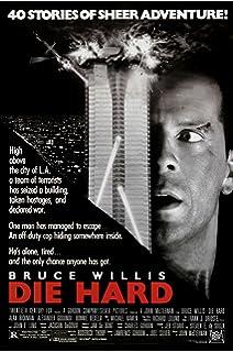 LICENSED NEW C Bonnie Bedelia Bruce Willis Die Hard Movie POSTER 27 x 40