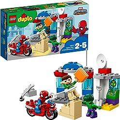 LEGO DUPLO Super Heroes - Spider-Man and Hulk Adventures (10876)