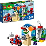 LEGO UK - 10876 DUPLO Spider-Man and Hulk Adventures Marvel Superhero Toy