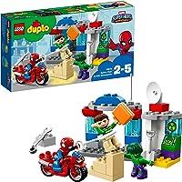 Lego Duplo - 10876 Spider-Man Ve Hulk Maceraları