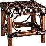 山善(YAMAZEN) 凳子 咖啡色 21473