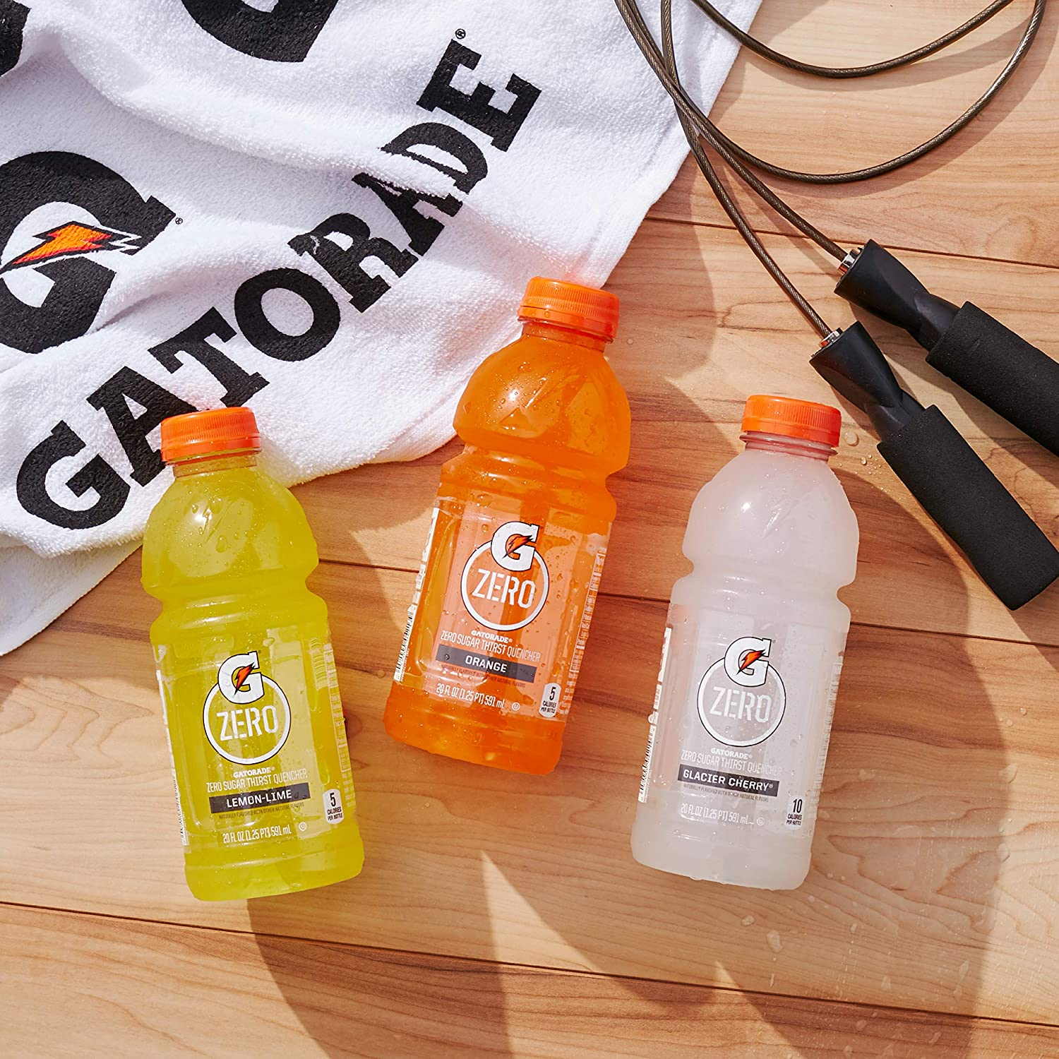 Gatorade 20-oz Bottle 12-Pack.