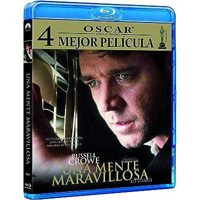 Una Mente Maravillosa [Blu-ray]
