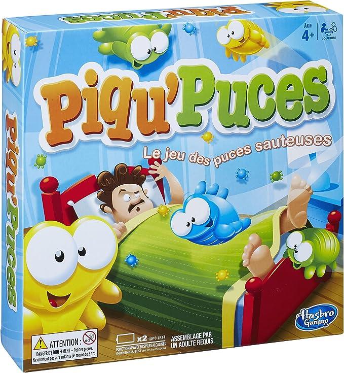 Hasbro Gaming – Juego Piqu Chips, E0884: Amazon.es: Juguetes y juegos