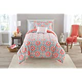 Amazon Com Teal Premium Xl Twin Dorm Comforter Set Twin