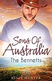 Sons Of Australia: The Bennetts - 3 Book Box Set, Volume 2