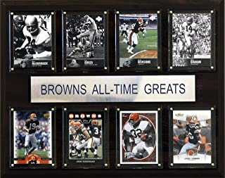 product image for NFL Cleveland Browns All-Time Greats Plaque