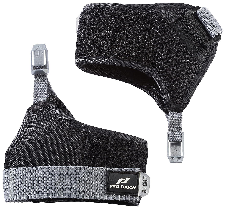 Strap nw-safety avec clip noir/gris/argenté PRO TOUCH