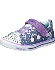 cea9400123b4 Skechers Kids  Sparkle Lite-Unicorn Craze Sneaker