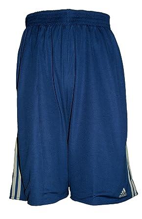 789eb4b7d35a9c Herren Adidas Shorts kurze Hose Sporthose Trainingshose Climalite Blau Gr.  XXL