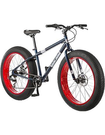 1a419942d11 Mongoose Dolomite Fat Tire Mountain Bike, Featuring 17-Inch/Medium  High-Tensile