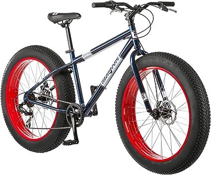 Mongoose Dolomite Mens Fat Tire Mountain Bike   Amazon