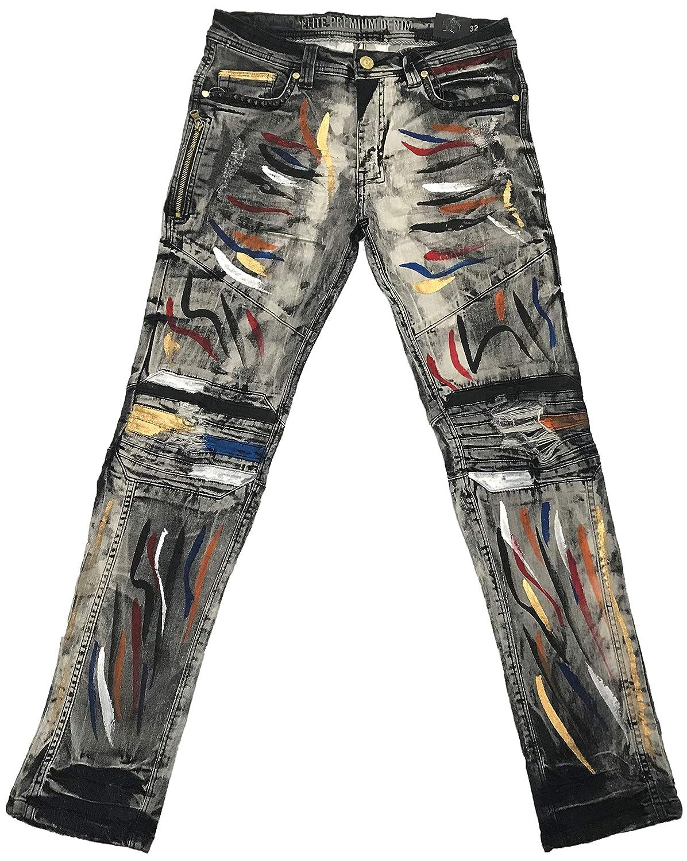 Elite Denim Gangster Slim Fit Jeans