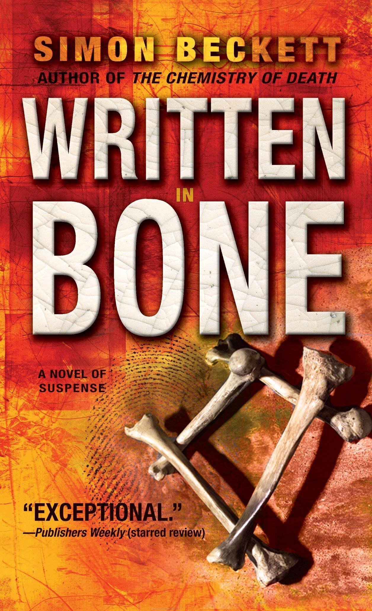 Amazon.com: Written in Bone (David Hunter) (9780440335962): Simon Beckett:  Books