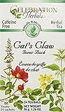 Celebration Herbals Cat's Claw Inner Bark, 24 Herbal Tea Bags