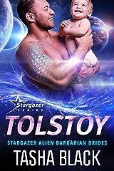 Tolstoy: Stargazer Alien Barbarian Brides #1 Kindle Edition