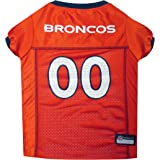 Pets First NFL Denver Broncos Jersey, Medium
