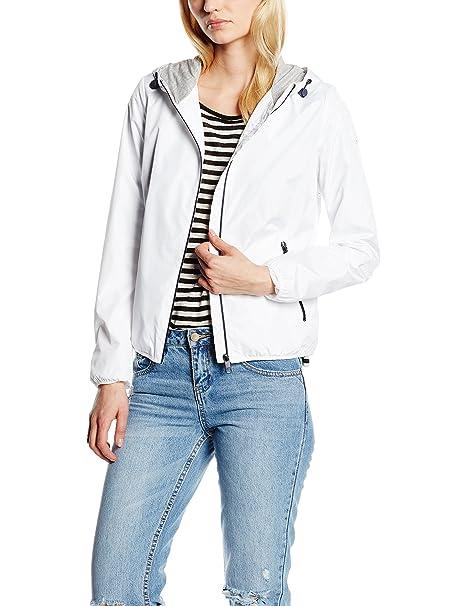 Tommy Hilfiger Womenswear Frances Scooter JKT, Abrigo para Mujer, Blanco, XS: Amazon.es: Ropa y accesorios