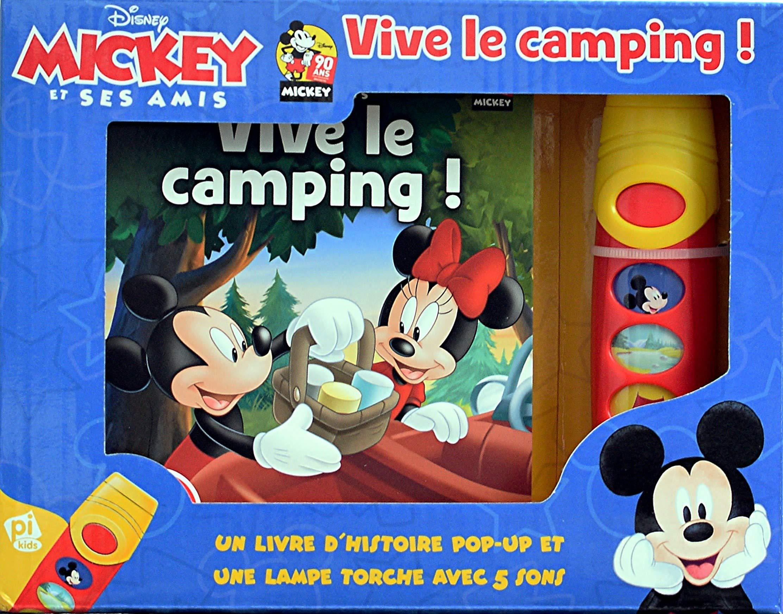 Disney Mickey Mouse Et Ses Amis Vive Le Camping Un