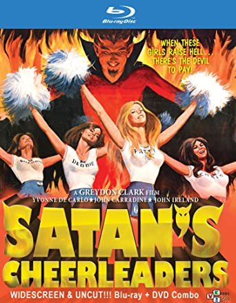 Satan's Cheerleaders [Blu-ray + DVD]