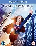 Supergirl - Season 1 [Includes Digital Download] [Blu-ray] [2016] [Region Free]