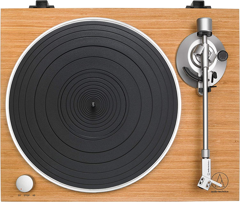 Amazon.com: Audio-Technica at-LPW30TK - Mesa giratoria ...