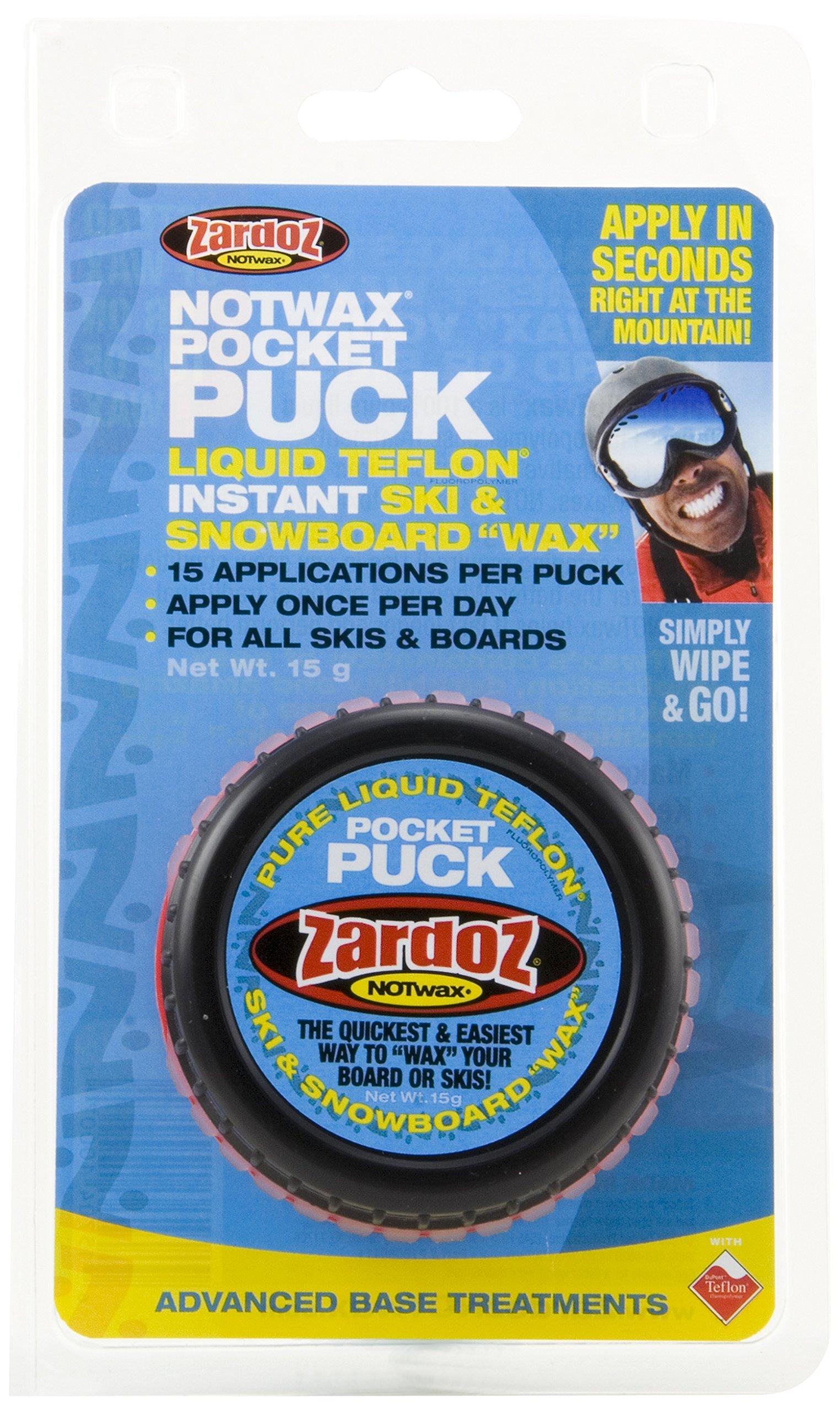 Zardoz NOTwax 15g with Pocket Puck Applicator by Zardoz NOTwax (Image #1)