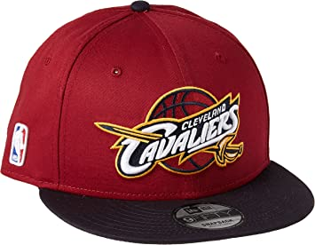 A NEW ERA Era NBA 9Fifty Cleveland Cavaliers Offical Team Colour ...