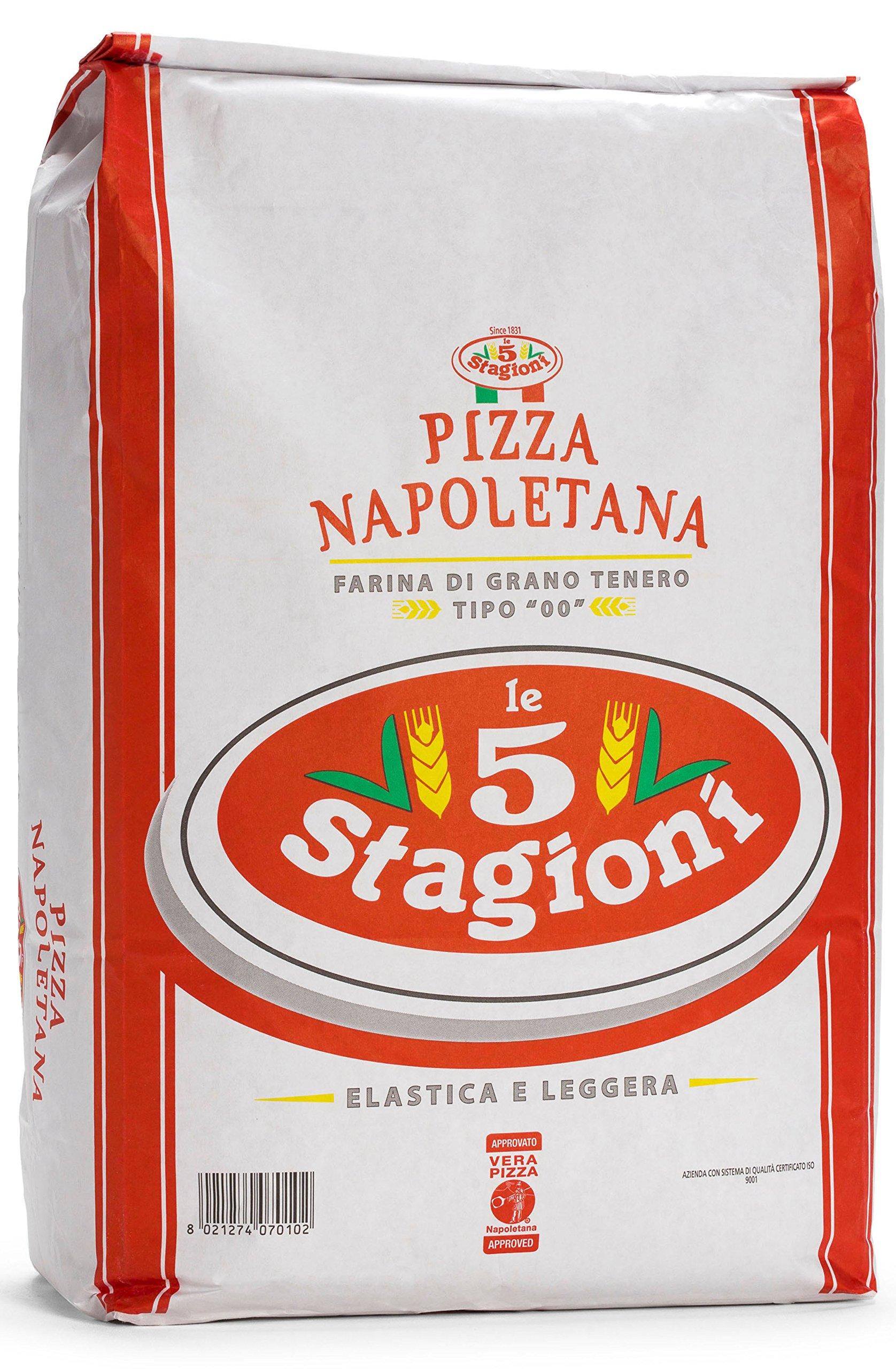 Amazon.com : Pasta Fresca Italian Soft Wheat Flour Type \