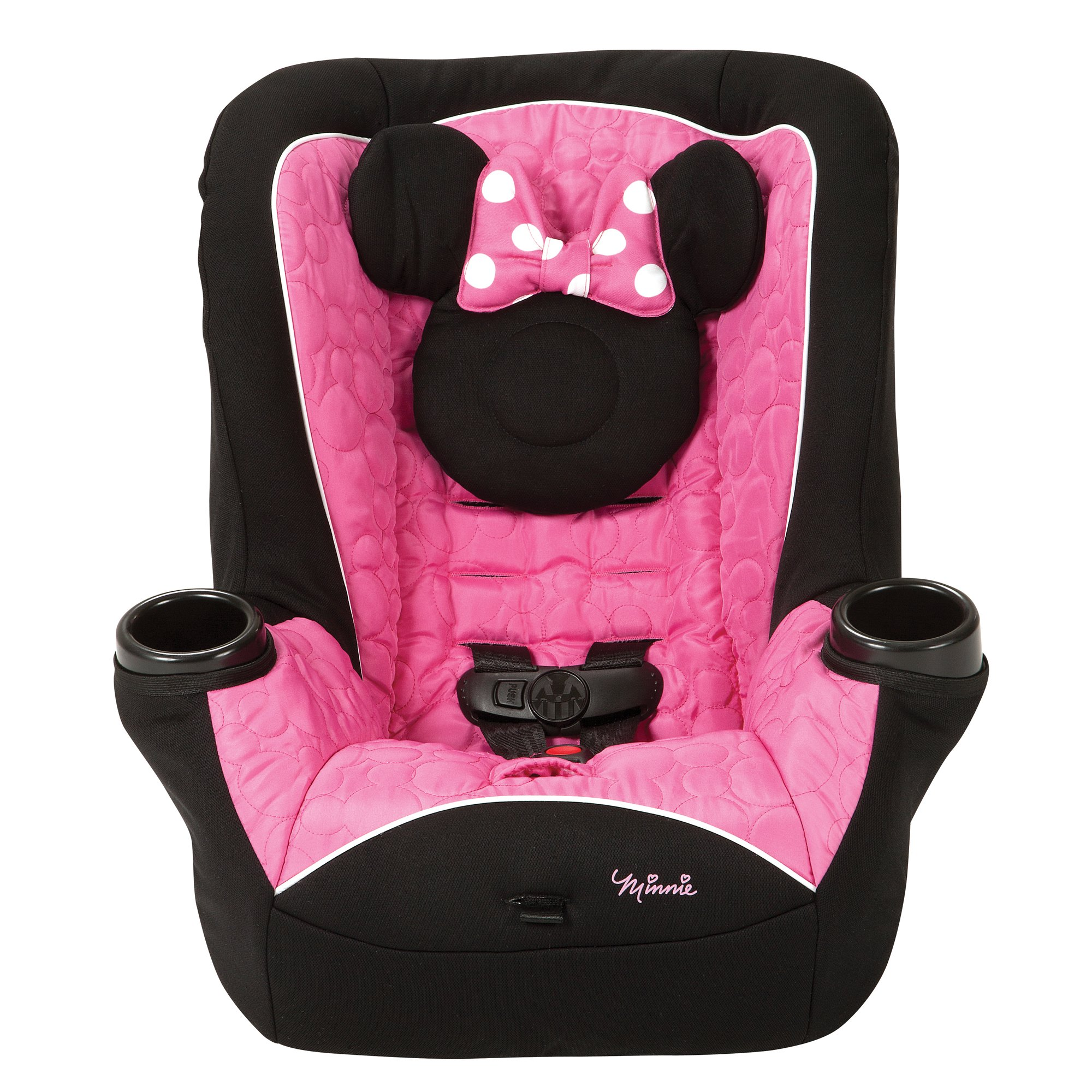 disney apt convertible car seat mouseketeer minnie amazon. Black Bedroom Furniture Sets. Home Design Ideas
