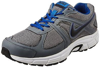 nike mens transform iv black and white mesh sport running shoes