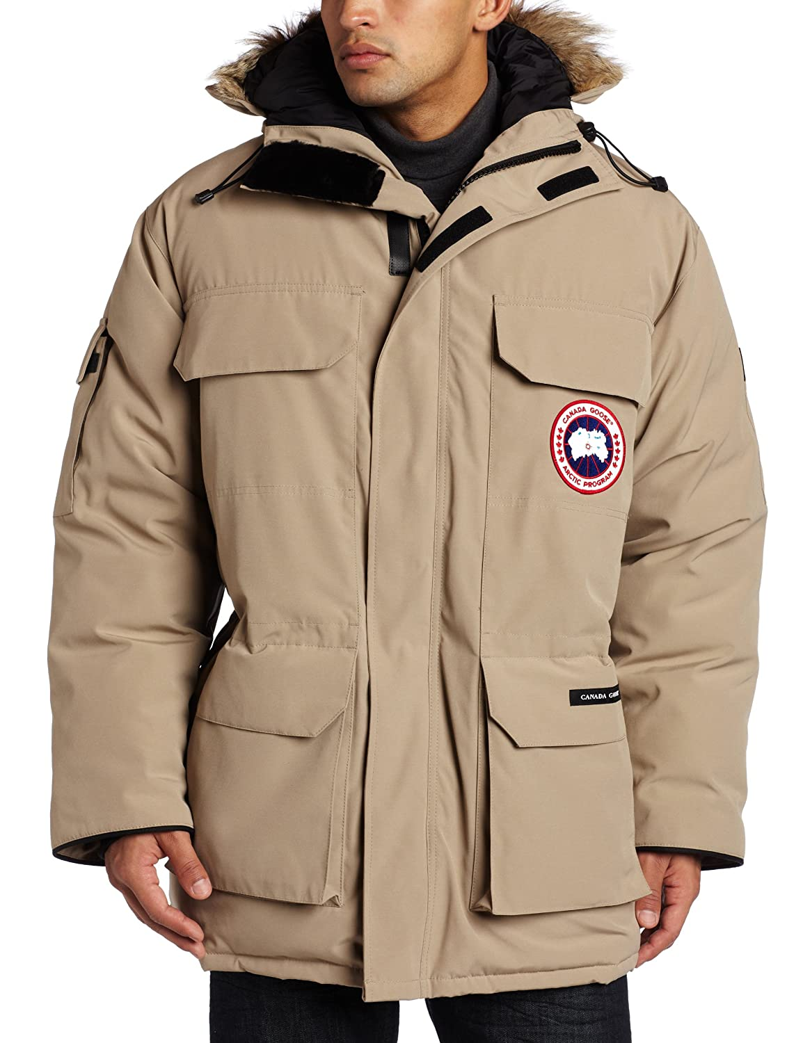 Canada Goose Men's Expedition Parka Coat Canada Goose (North America) 4565M