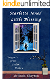 Starlette Jones' Little Blessing (Snippets from Cedar Hollow)