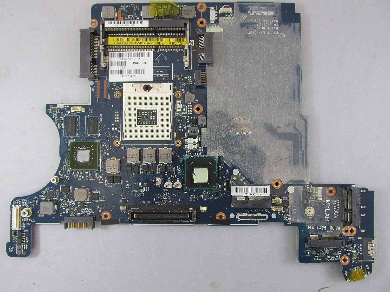 Dell Latitude E6420 Laptop Motherboard NVIDIA Graphics PGA989 H2YDF