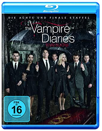 The Vampire Diaries Die 8 Und Finale Staffel Blu Ray Amazonde
