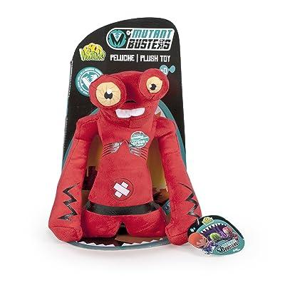 FEBER Mutant Busters con Sonido 25cm (760014321) - Red: Juguetes y juegos