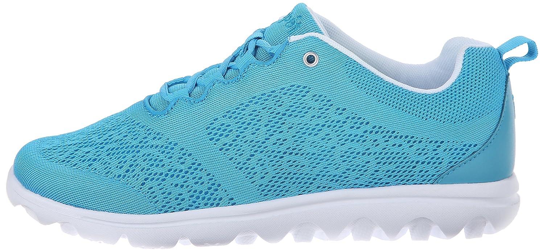 Propet Women's TravelActiv Fashion Sneaker B0118FD7N2 7.5 N US|Pacific
