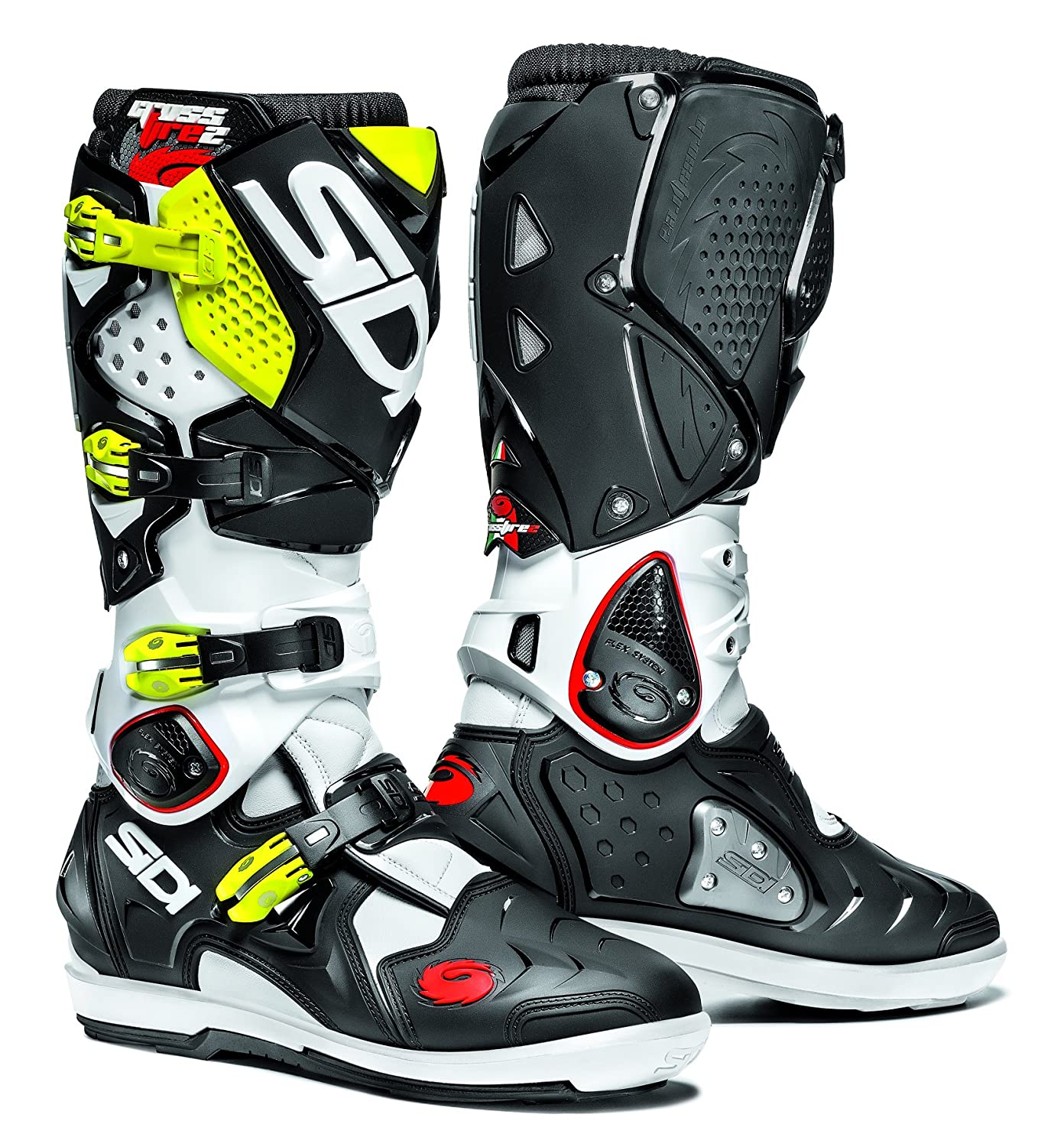 Sidi SRS Enduro Bolted Sole Replacement Soles Motocross Boot Spares