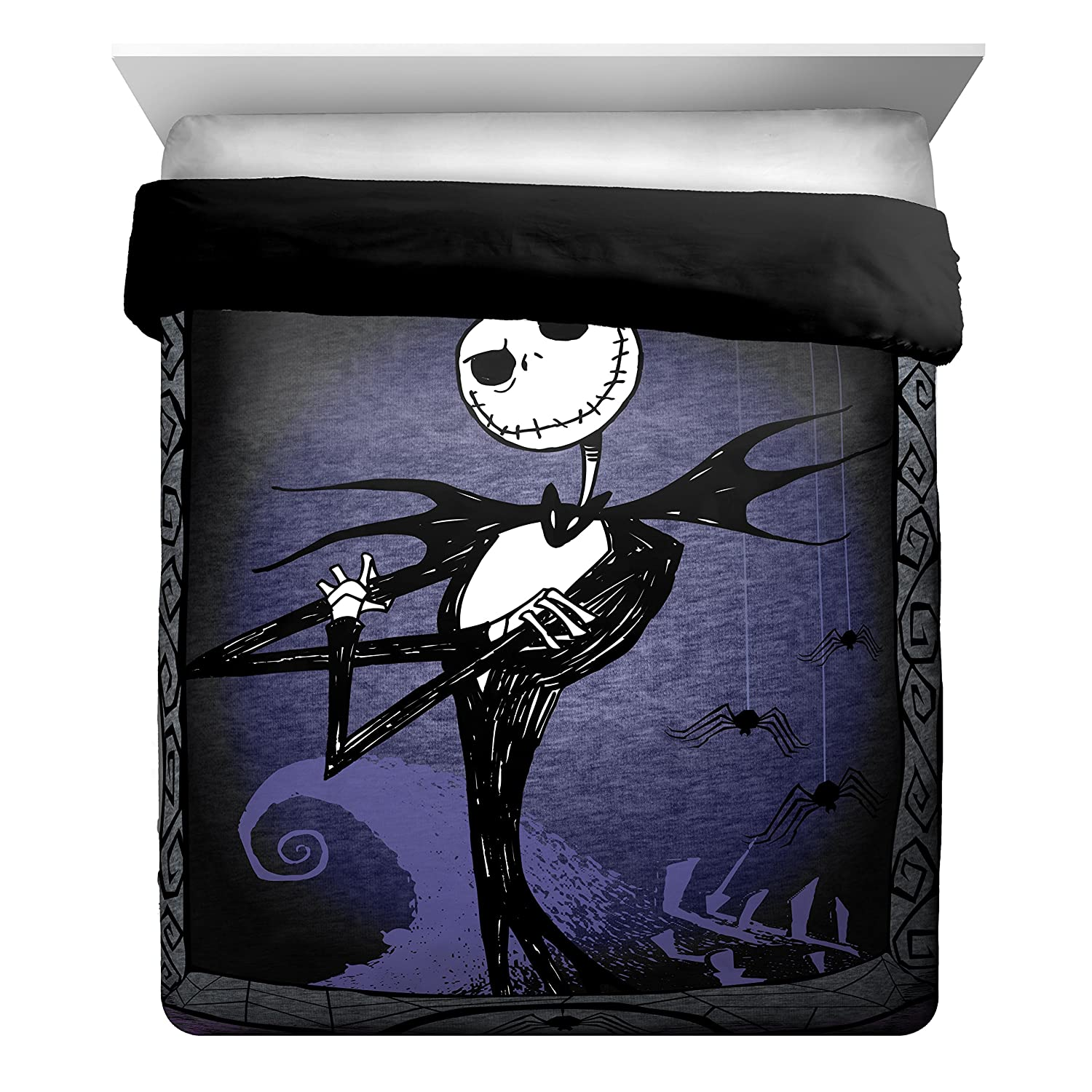 Amazon.com: Disney Nightmare Before Christmas Meant to Be King ...