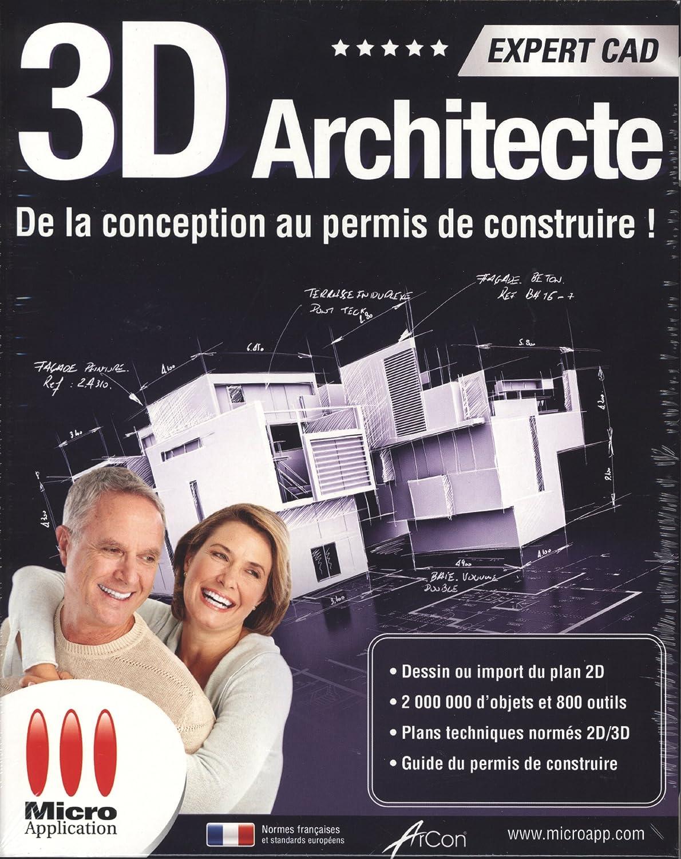 EXPERT ARCHITECTE CAD 3D TÉLÉCHARGER