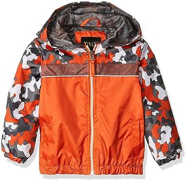 301b91e46c714 Amazon.com: iXtreme Baby Boys' Camouflage Windbreaker: Clothing