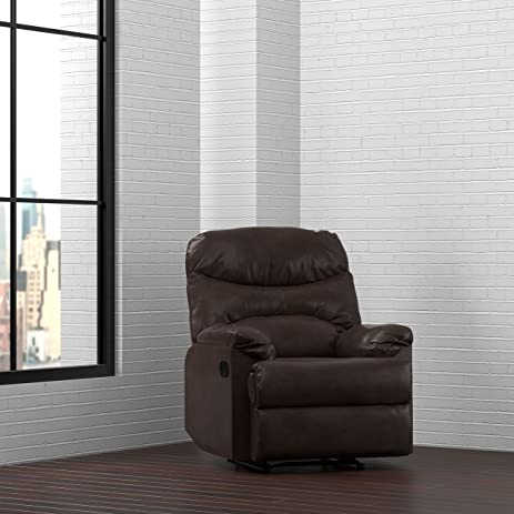 ProLounger Wall Hugger Recliner Chair in Coffee Brown Renu & Amazon.com: ProLounger Wall Hugger Recliner Chair in Coffee Brown ... islam-shia.org